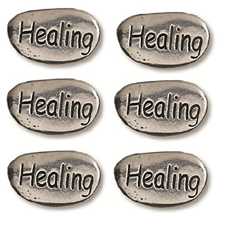 healing-silver-pewter-pocket-stones-token-6-pack