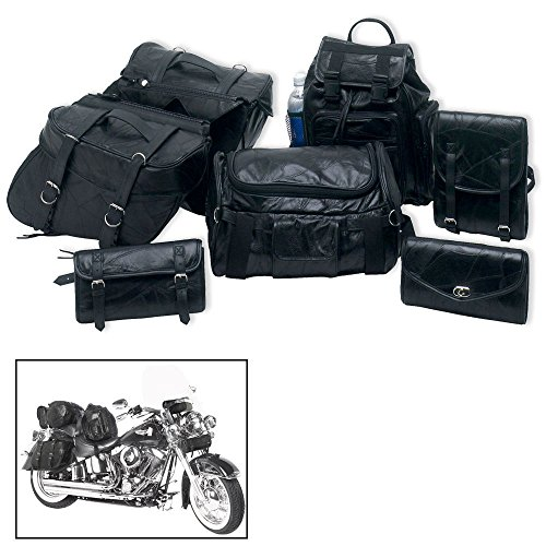 Cruiser Motorcycle Luggage - 6