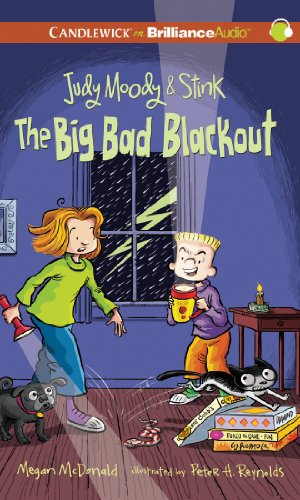 Judy Moody & Stink: The Big Bad - Hurricane Sisters Audio