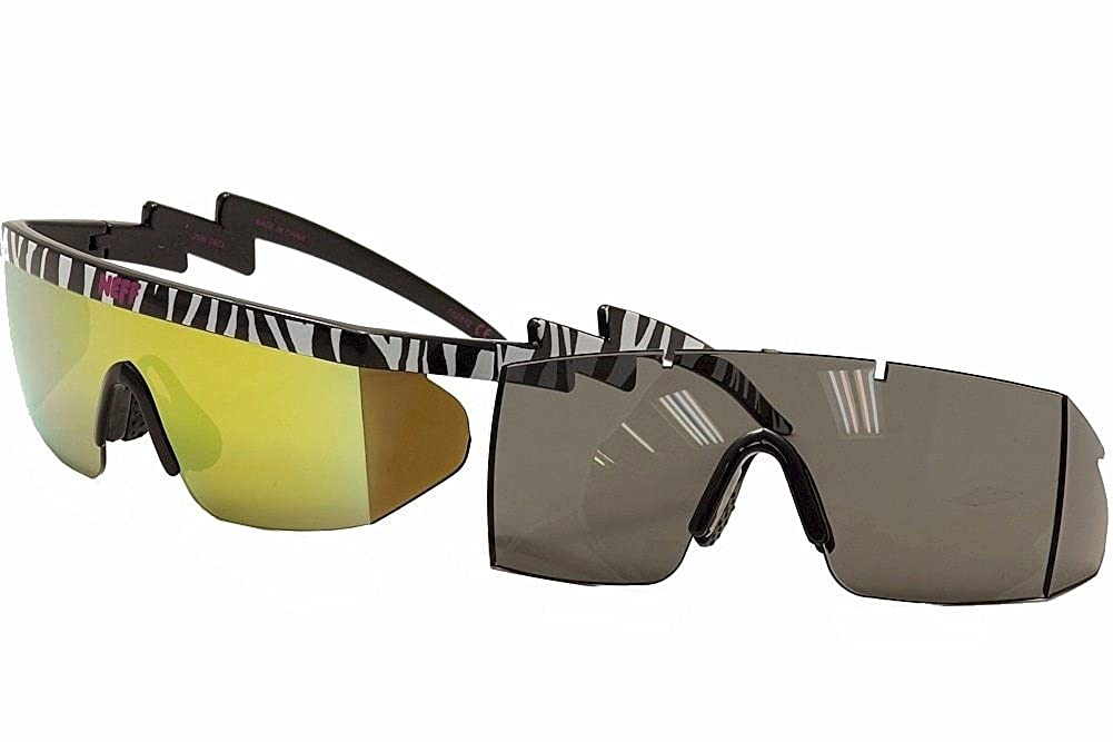e32bd72519b Neff Brodie Wrap Around Sport Sunglasses NF0304-Wild Tiger-p ...