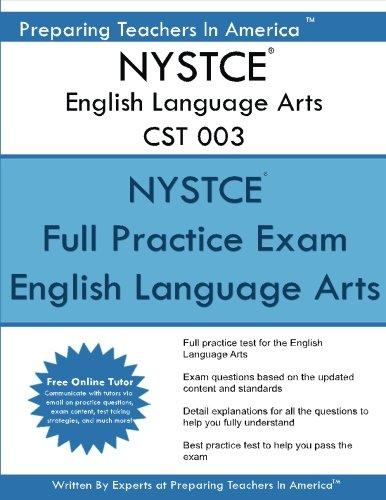 NYSTCE English Language Arts CST 003 ebook
