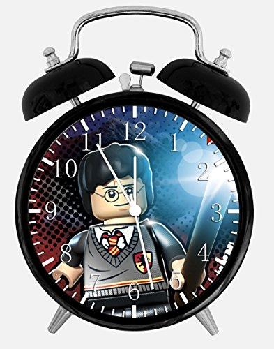 Lego Harry Potter Alarm Desk Clock 3.75
