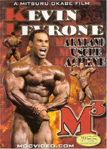 Kevin Levrone Maryland Muscle Machine product image