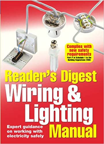 Awe Inspiring Wiring And Lighting Manual Readers Digest Amazon Co Uk Readers Wiring Cloud Hisonuggs Outletorg