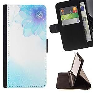Kingstore / - Sun Flower En Blanco - Apple Iphone 5 / 5S