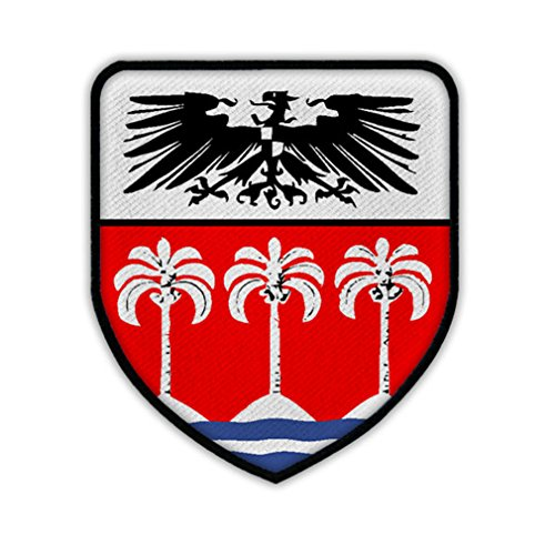Best buy German Samoa Crest Colony Germany islands Kaiser Wilhelm badge emblem - Patch/Patches