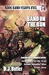 Band on the Run: Rock Band Fights Evil Vols. 1-3