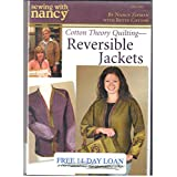 Reversible Jackets (Cotton Theory Quilting) by Betty Cotton - DVD