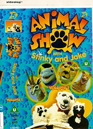 animal show with stinky and jake