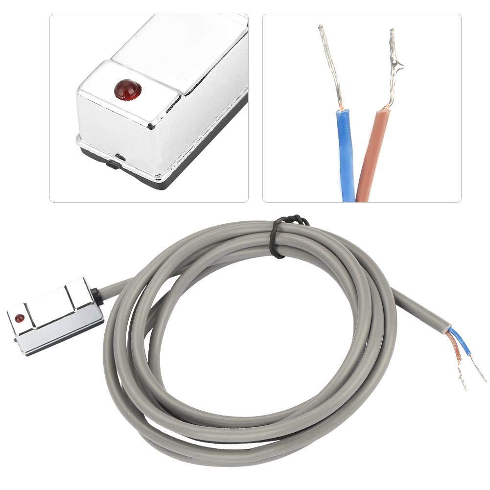 Cylinder Switch Sensor DC AC 5V to 240V Magnetic Air Cylinder Reed Switch for Pneumatic Cylinder SU//SC//SI//MAL//MA
