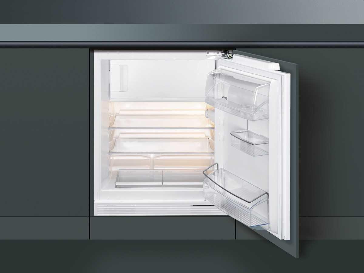 Smeg Kühlschrank Weiß Gebraucht : Smeg ud csp unterbau kühlschrank unterbaugerät eisfach