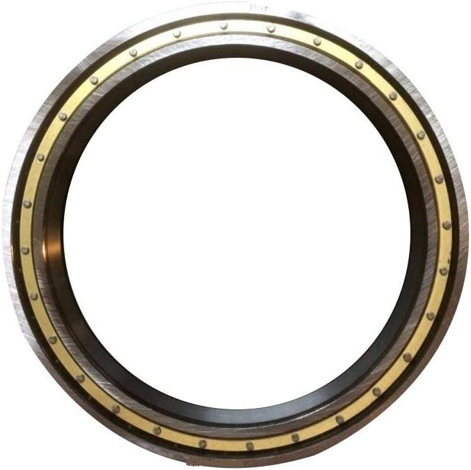 BAIJIAXIUSHANG 6824M ABEC-1 Metric Thin Section Bearings Brass Cage 120x150x16mm Open Deep Groove Ball Bearing 61824M