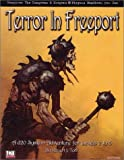 Terror in Freeport : A d20 System Adventure for Characters Level 2 to 5, Toth, Robert J., 0970104820