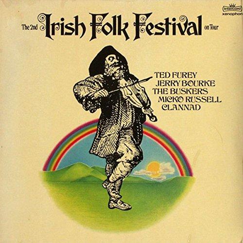 Various - The 2nd Irish Folk Festival On Tour (CD 2/2) - Zortam Music