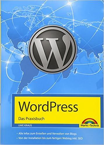 WordPress - das Praxisbuch lernen