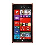 Melkco - Carcasa de Piel para Nokia Lumia 1520 - (Classic Vintage marrón) - NKL520LOLT1BNCV