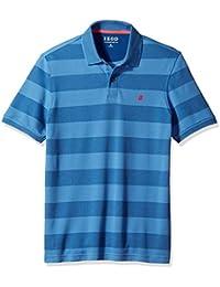 Men's Advantage Performance Stripe Polo