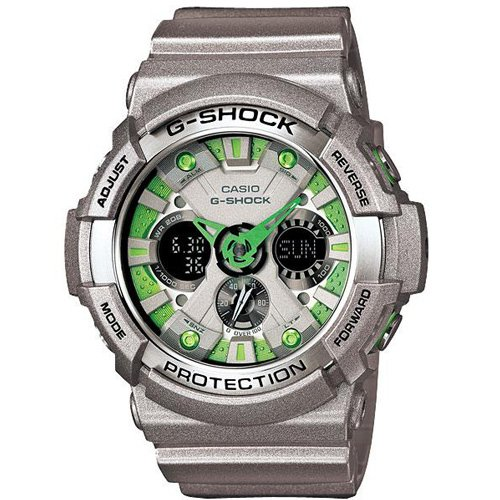 G Shock GA200SH Metallic Colors Quality