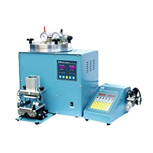 Yuhappy Digital Vacuum Wax Injector & Auto Clamp Device, Easy Operate high Efficiency Wax Injector for Casting Jewelry
