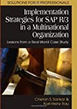 Implementation Strategies for SAP R/3 in a Multinational Organization, Chetan S. Sankar and Karl-Heinz Rau, 1591407761
