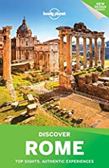 Lonely Planet Discover Rome is your passport to the Rome's top sights and most authentic experiences.        Toss a coin into the Trevi Fountain, dine like a local in Trastevere, and blow your mind on the Sistine Chapel and Vatican Mus...