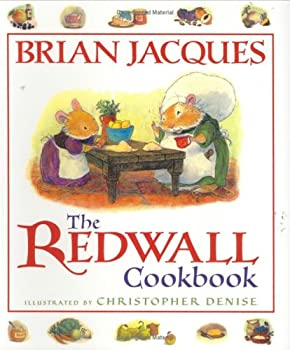 The Redwall Cookbook 0399237917 Book Cover