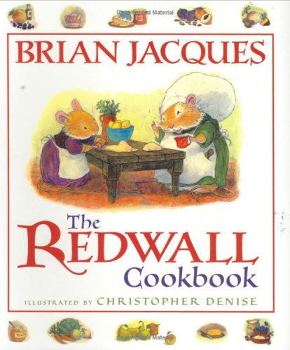 The Redwall Cookbook - Book  of the Redwall