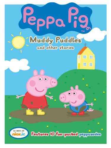 Amazon Com Peppa Pig Muddy Puddles And Other Stories