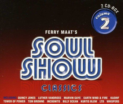 CD : VARIOUS ARTISTS - Ferry Maat's Soulshow Classics 2 / Various (2PC)