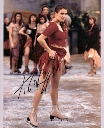 Katarina Witt Signed - Autographed Olympic Figure Skating 8x10 inch Photo - Guaranteed to pass BAS - Beckett Authentication (Figure Witt Katarina)