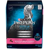 Purina Pro Plan Sensitive Stomach Dry Dog Food; FOCUS Sensitive Skin & Stomach Salmon & Rice Formula - 30 lb. Bag
