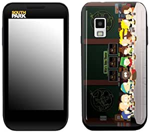 Zing Revolution MS-SPRK100274 South Park - The Last Pizza Party Cell Phone Cover Skin for Samsung Fascinate Galaxy S (SCH-I500)