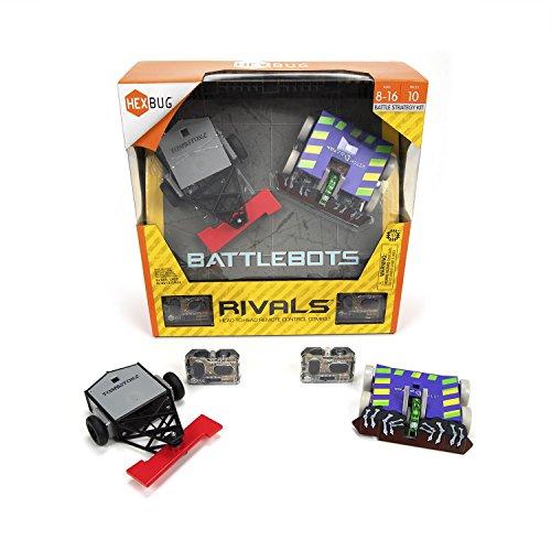 Top hex bugs robot wars