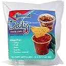 Diamond 4142680004 Disposable Food Storage, Clear