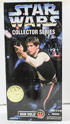 "Star Wars 12"" Collector Series Han Solo"
