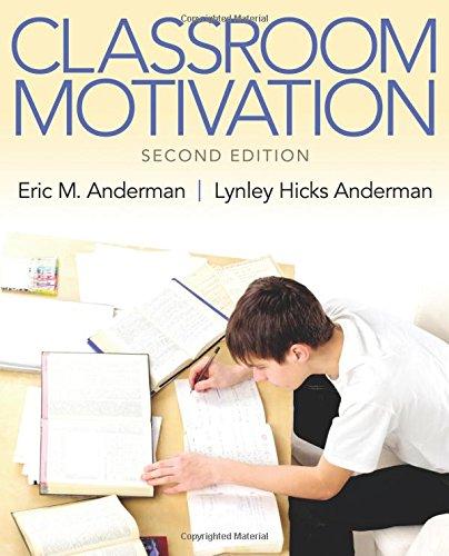 Classroom Motivation (2nd Edition)