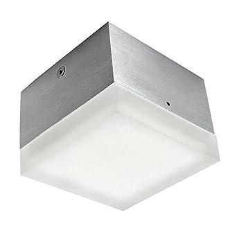 SAILUN® 12W LED Kaltweiß Deckenleuchte Acryl Deckenlampe Flur Wohnzimmer  Lampe Schlafzimmer Küche Energie Sparen Licht