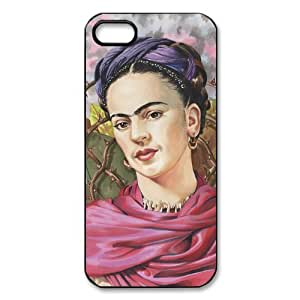 New Sport Team Sale Frida Kahlo Case Phone Cover Case for iPhone 5 5s (3)