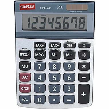 8 digit calculator - 4