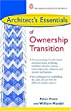 Architect's Essentials of Ownership Transition