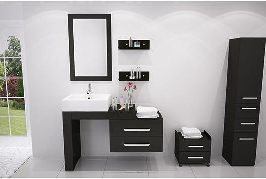 Jwh Living Scorpio Single Bathroom Vanity Bathroom Vanity Suites Amazon Com