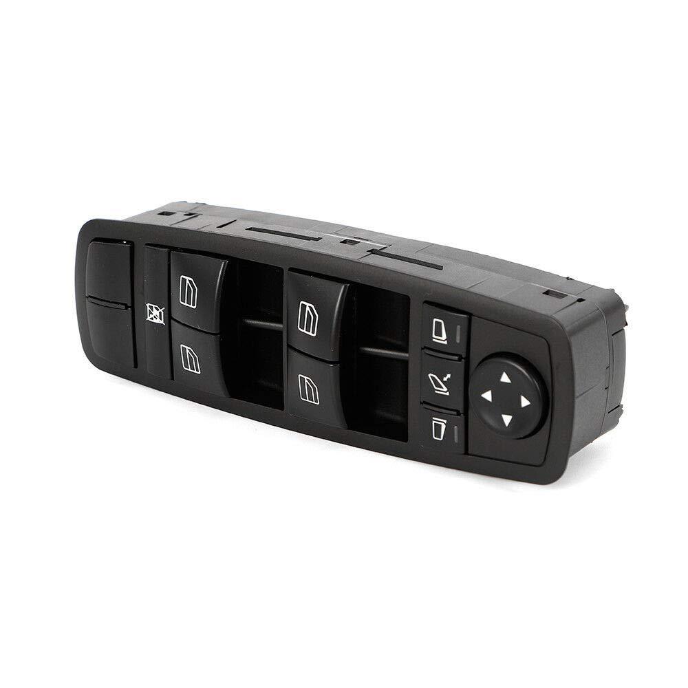 MOMOJA Interrupteur de L/ève-vitre Avant Gauche pour Mercedes W164 W251 ML450 Style 1