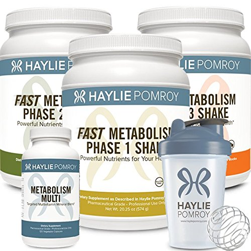 Fast Metabolism Diet Basic Success Bundle by Haylie Pomroy