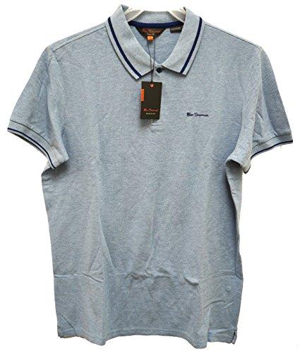 Ben Sherman Cotton Polo Shirt - 2
