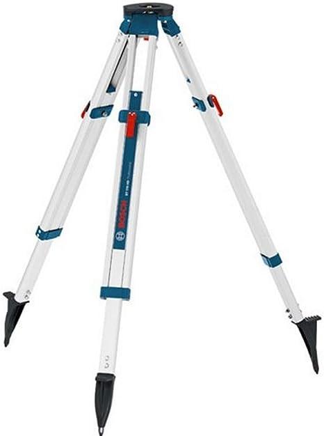 Bosch Professional Baustativ Für Laser Und Nivelliergeräte Bt 170 Hd Höhe 107 165 Cm Gewinde 5 8 Zoll Baumarkt