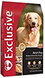 Exclusive Adult Dog Food Chicken & Brown Rice Recipe, 15 Pound Bag