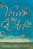 Image of Voices in the Air: Poems for Listeners