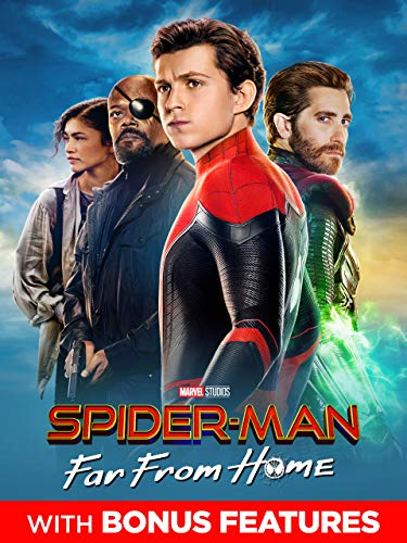 Spider-Man: Far From Home [Bonus] (The Best Comedy Anime)