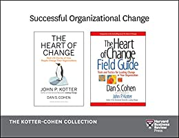 review of the heart of change john kotter and ivancevich Organizational behavior and management, 10th edition  john m ivancevich,  the heart of change:.