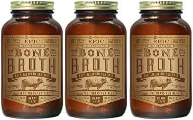 Broths: EPIC Bone Broth